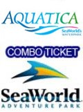 Sea World Aquatica Combo